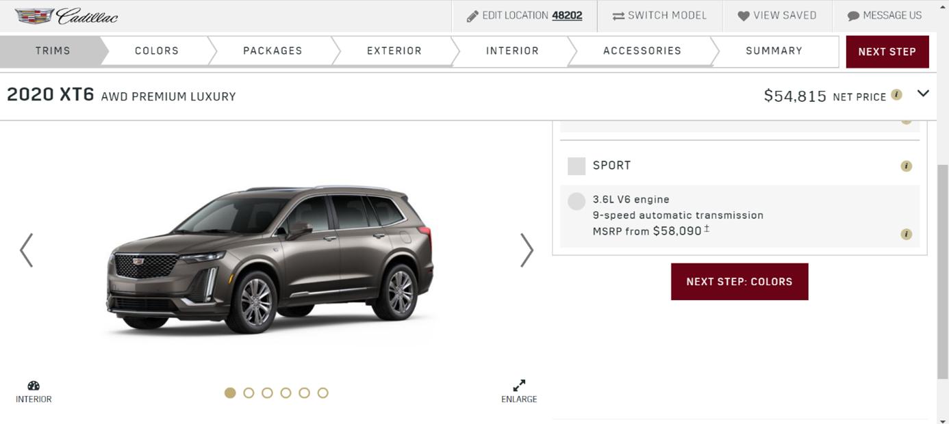 Cadillac-car-evaluation