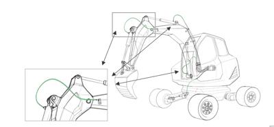 Hydraulic-Hose-Module