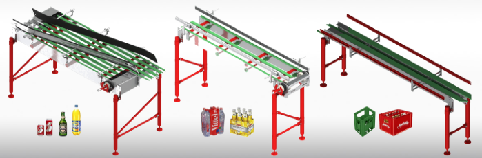 Previous Conveyor Range