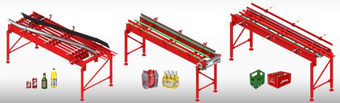 New Modular Matrix Conveyor Range