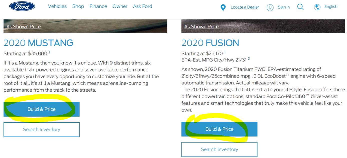 Car-configurator-evaluation-Ford