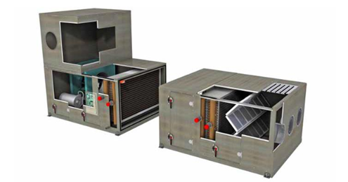 picture 2- Tane Performance Climate Changer Air Handler