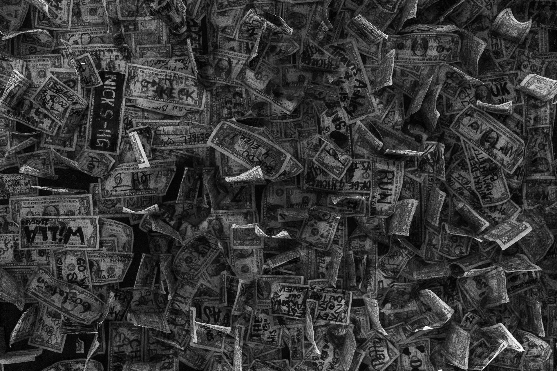Financial-potential-modularity